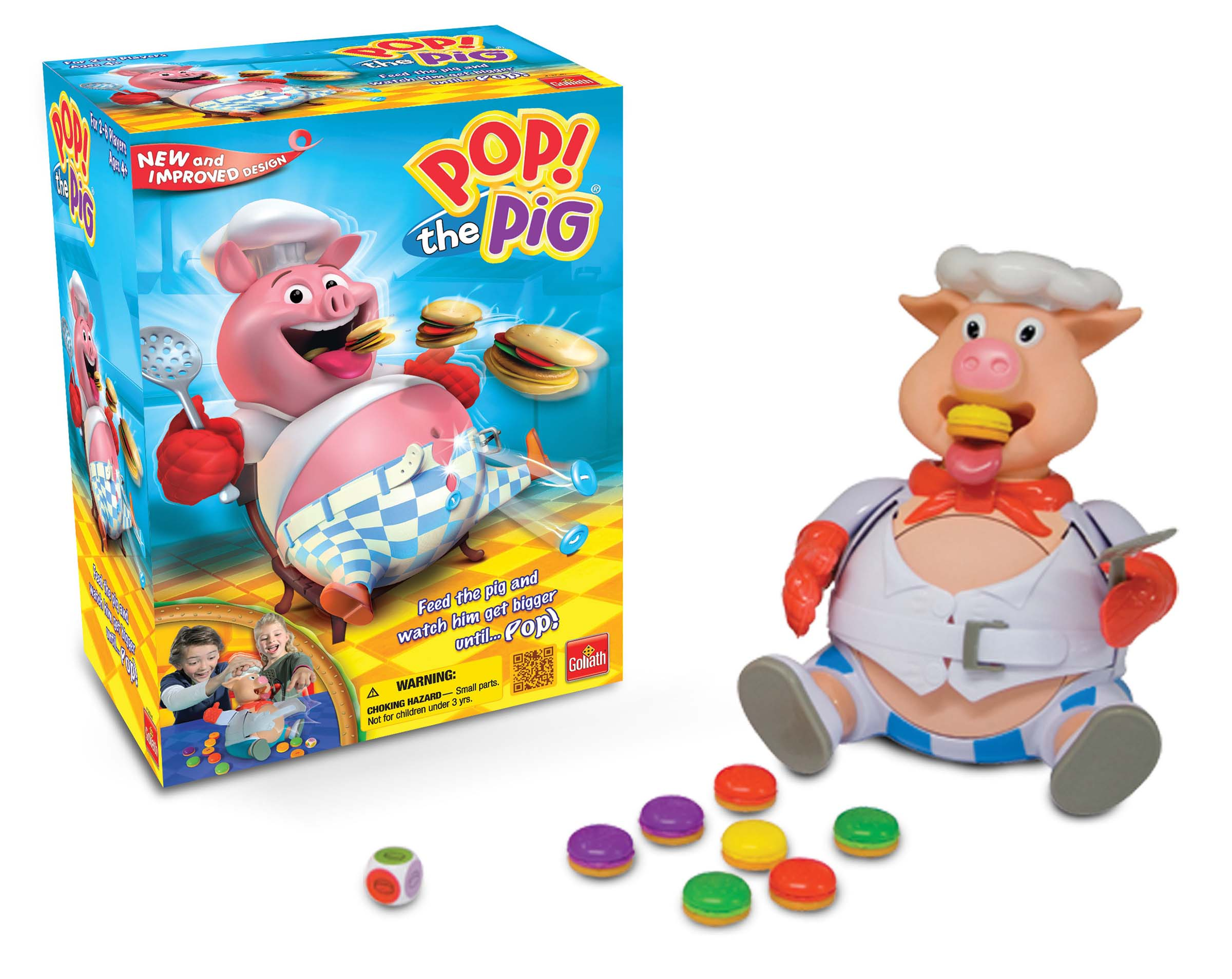 pop the pig goliath games goliath games