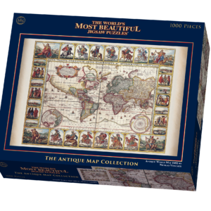 Jigsaw puzzles archieven pagina 14 van 17 goliath 1 goliath 1 the worlds most beautiful antique world map by nicolas vischer jigsaw puzzle gumiabroncs Images