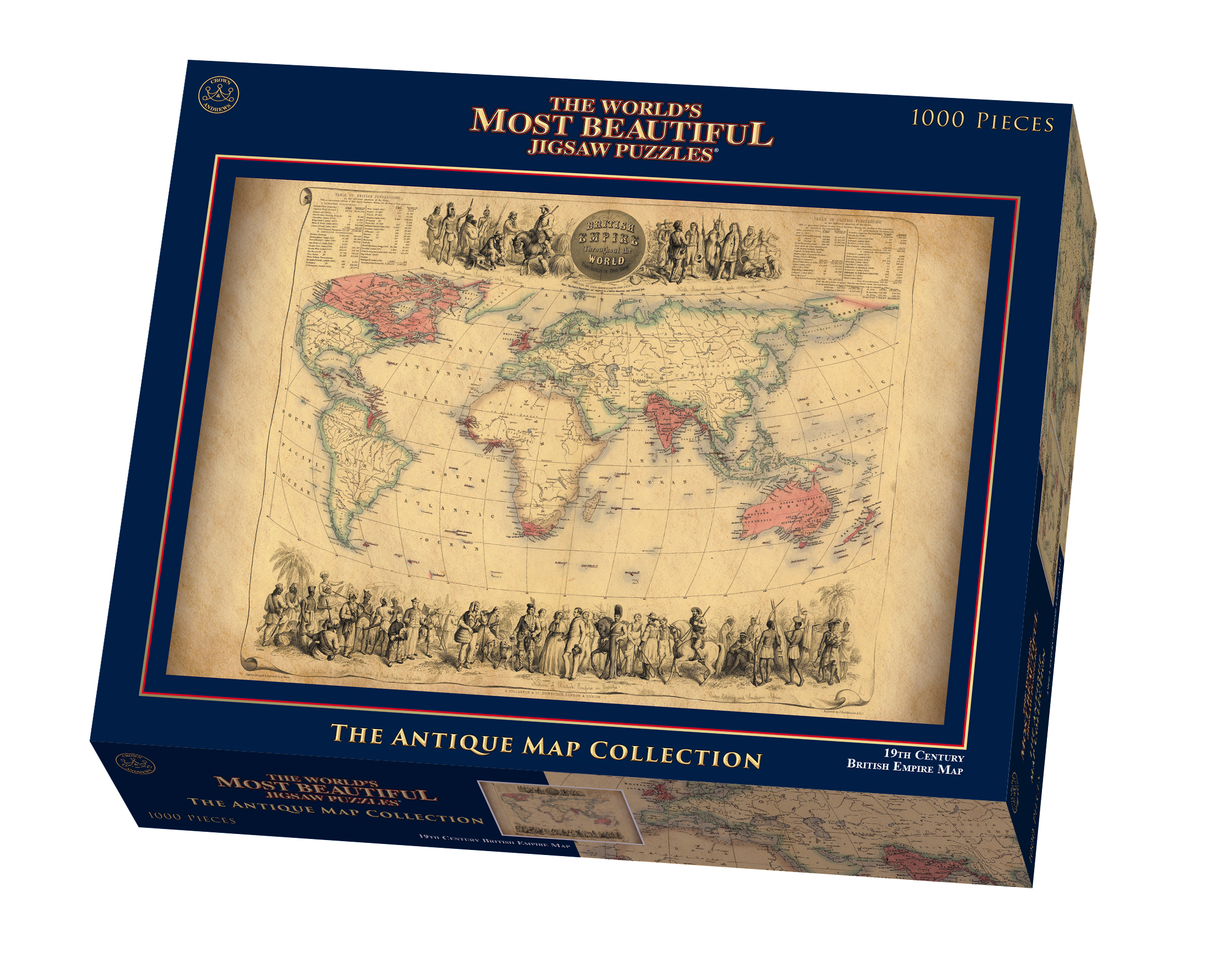 The worlds most beautiful 19th century british empire map jigsaw the worlds most beautiful 19th century british empire map jigsaw puzzle goliath games goliath games gumiabroncs Choice Image