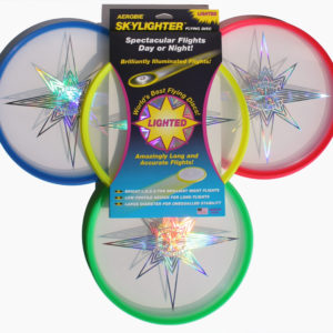 00027 AEROBIE SKYLIGHTER DISC PACK AND CONTENT IMAGE 1